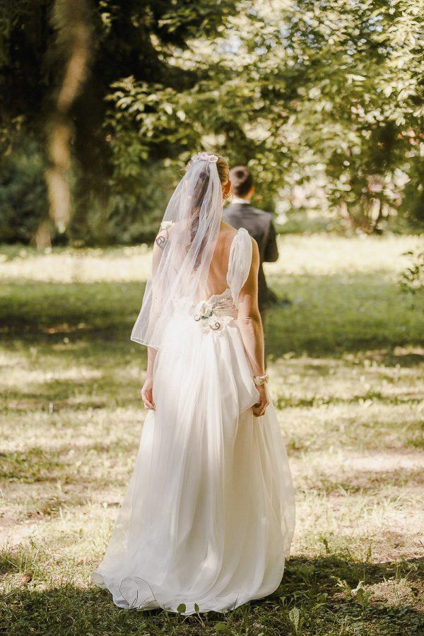 Wedding dress Destination wedding