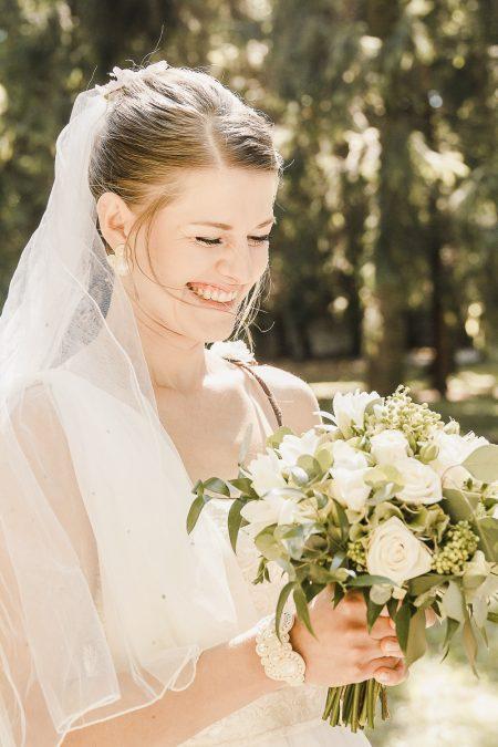Wedding bouquet at Destination wedding