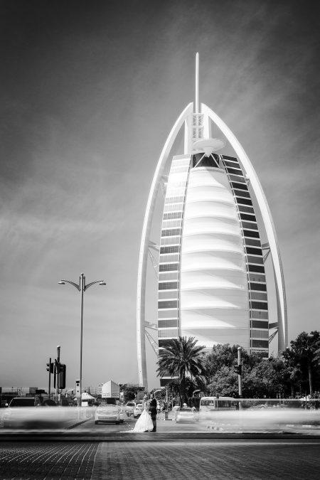 Destination Wedding in Dubai Burj Al Arab