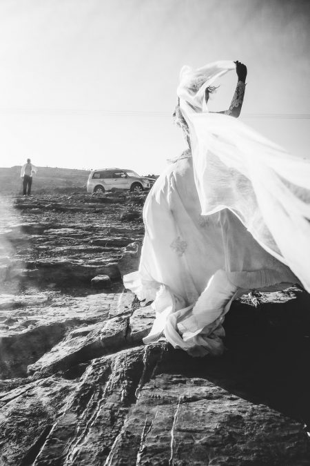 Wedding photoshoot in Oman