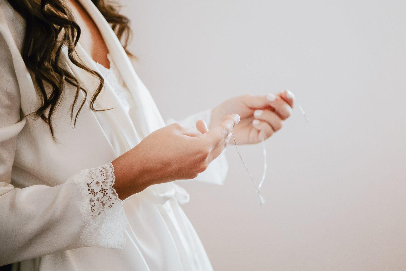 Brides necklace
