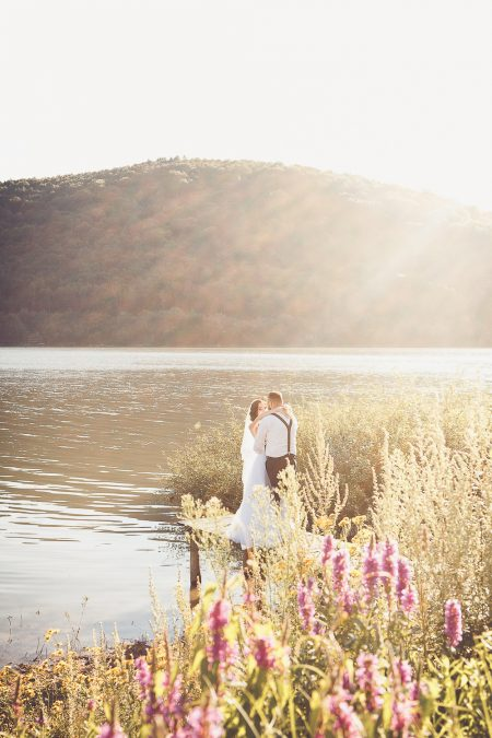 Wedding portraits by Peter and Ivana Miller