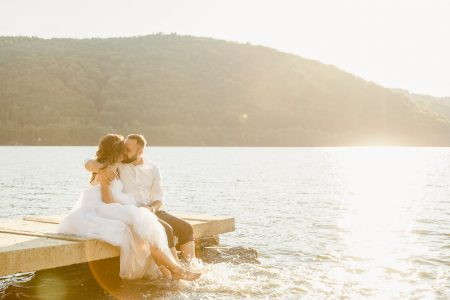 Europe wedding photographers Peter and Ivana Miller