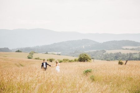 Destination wedding at Bojnice