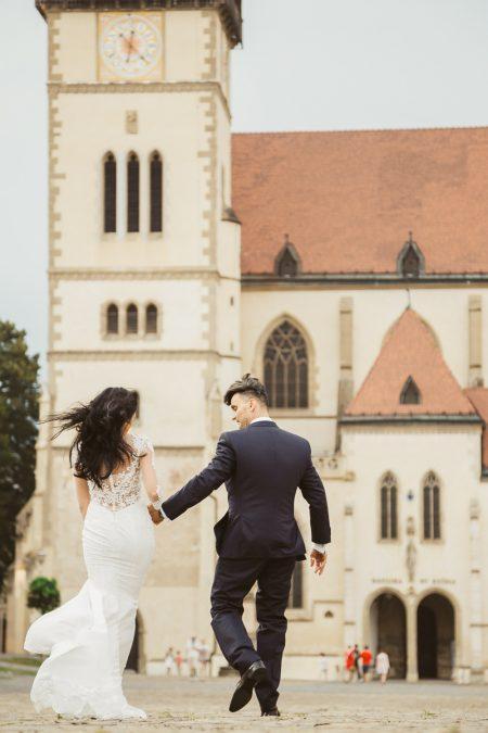 Destiantion wedding photographers Peter and Ivana Miller