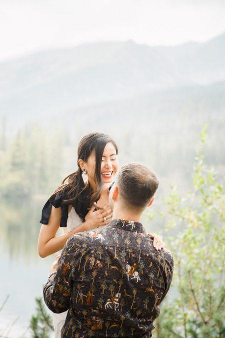 Prewedding photoshoot in High Tatras