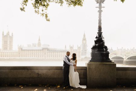Wedding photoshoot in London | England