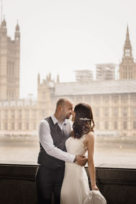 Wedding portraits in London | England | UK