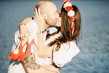 Pre wedding photo shoot_portrait