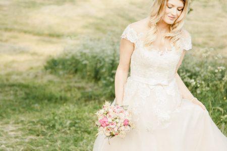 Romantic wedding in beautiful Slovakia
