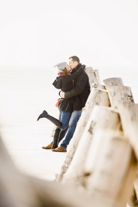 Winter photo shoot in Poderdorf Am See